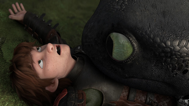 2014 How To Train Your Dragon