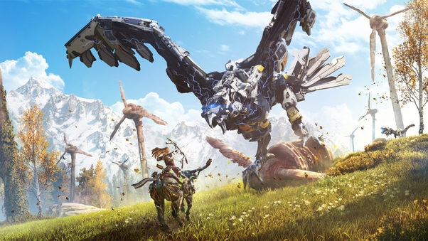 2016 Horizon Zero Dawn
