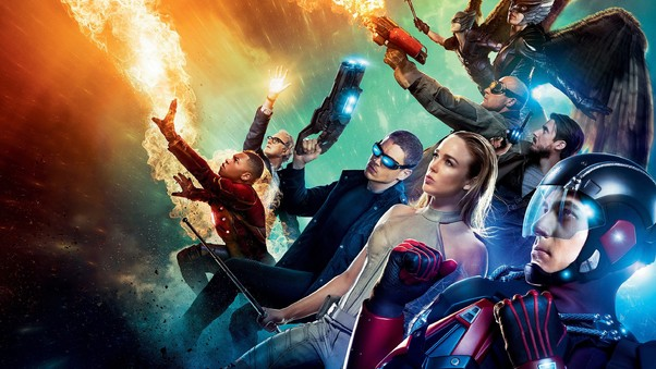 2016 Legends of Tomorrow