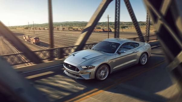 2018 Ford Mustang GT 5k
