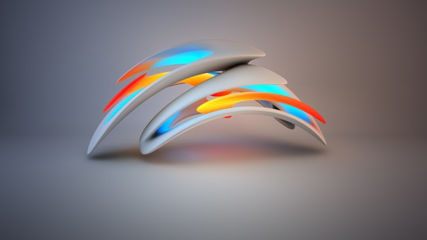 3d Abstract Artwork
