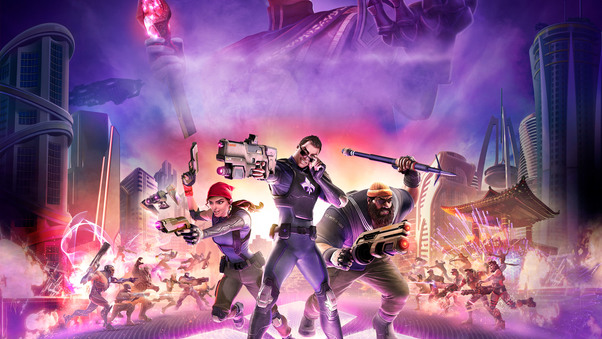 Agents of Mayhem Artwork