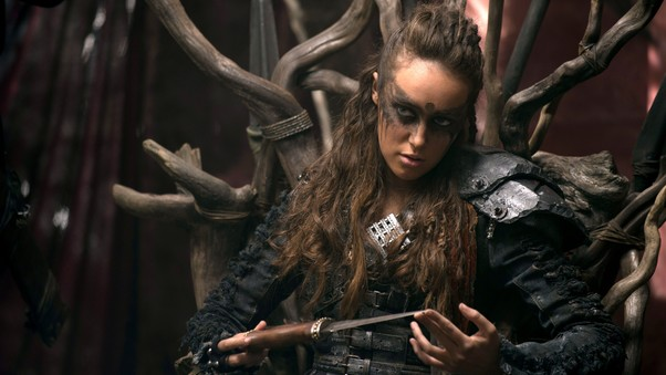 Alycia Debnam Carey In The 100