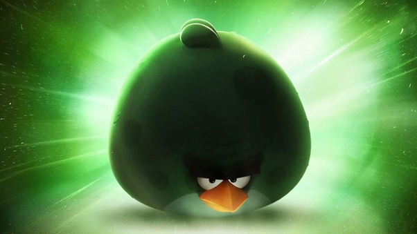 Angry Birds Movie Original 2