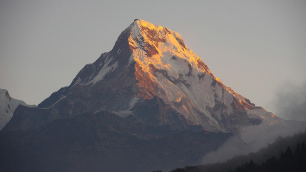 Annapurna South Nepal