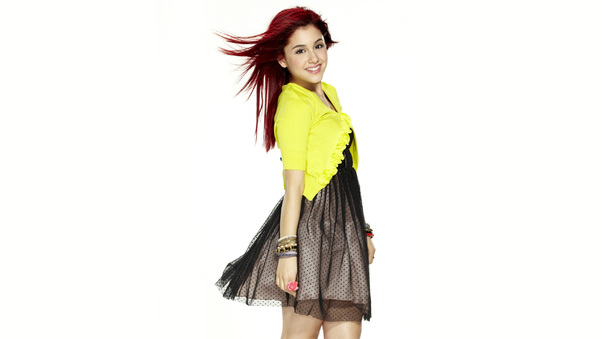 Ariana Grande Very Cute