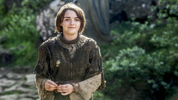 Arya Stark Game Of Thrones Cute