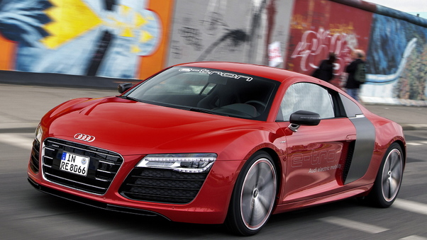 Audi R8 Red HD Cars 4k Wallpapers Images Backgrounds Photos And