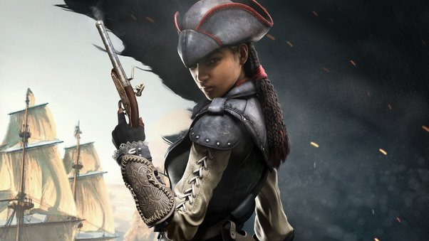 Aveline Assassins Creed 4