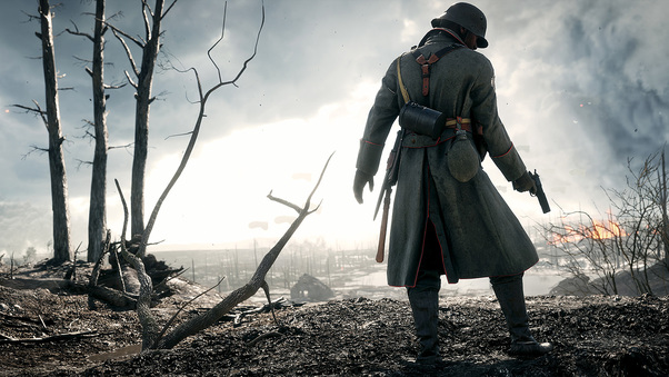 Battlefield 1 Game Play HD