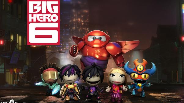 download big hero 6 games