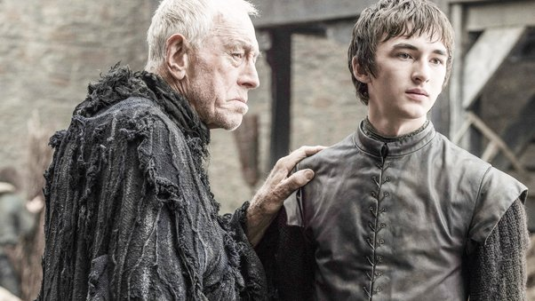 Bran Stark And Three eyed Raven
