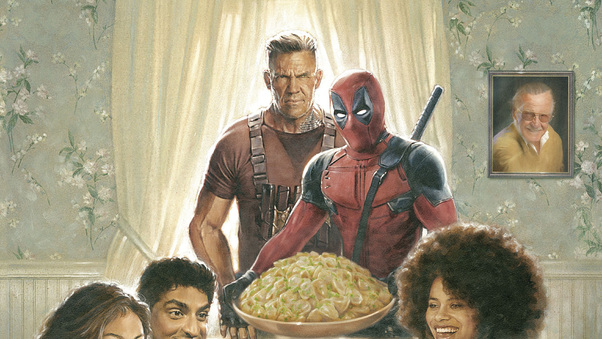 Deadpool 2 4k, HD Movies, 4k Wallpapers, Images