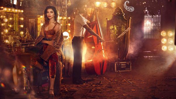 Deepika Padukone Vogue 2016: Deepika Padukone Vogue Photoshoot 2016, HD Indian