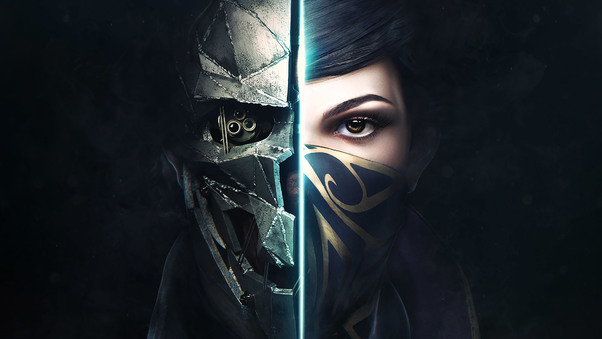 Dishonored 2 4k Game
