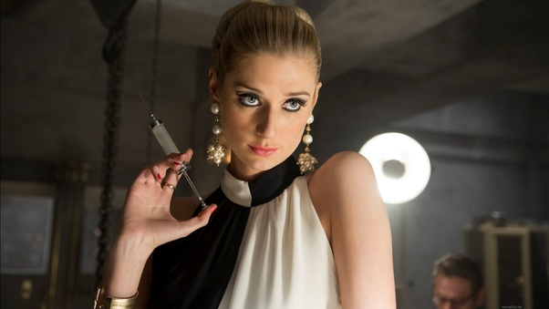 Elizabeth Debicki The Man From Uncle