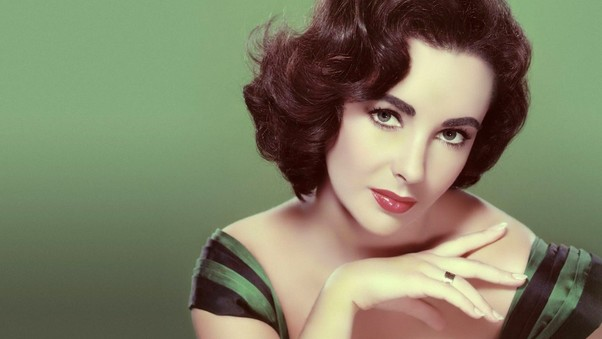 Elizabeth Taylor As Young HD
