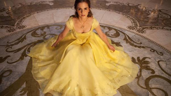 Emma Watson In Beauty And The Beast 5k