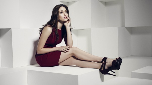 Emmy Rossum Photoshoot