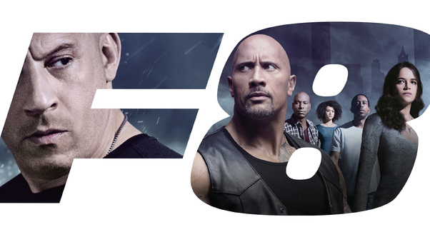 Fast 8 The Fate Of The Furious