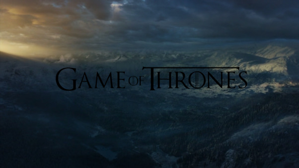 Game Of Thrones Typography