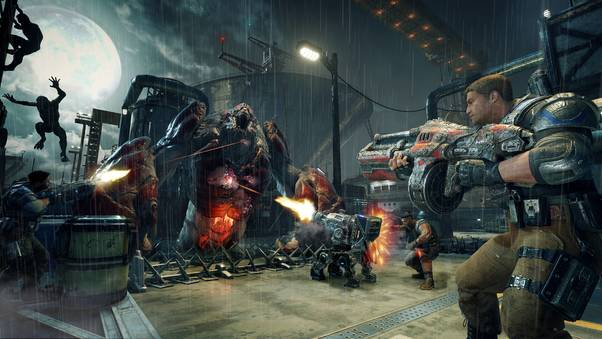 Gears of War 4 Horde