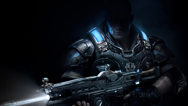 Gears of War 4 Protangoist Game