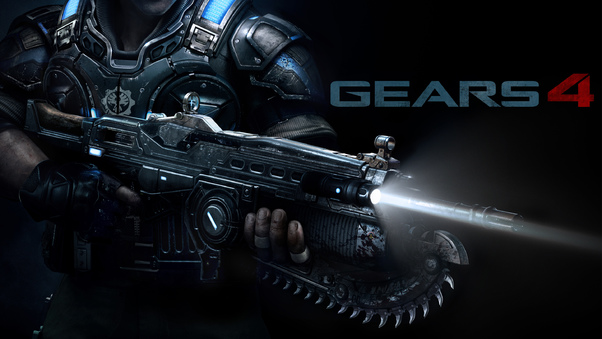 Gears of War Xbox Game