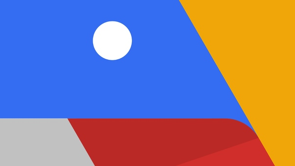 Google Cloud Logo 4k