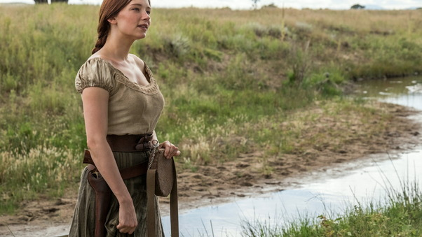 Haley Bennett In Magnificent Seven