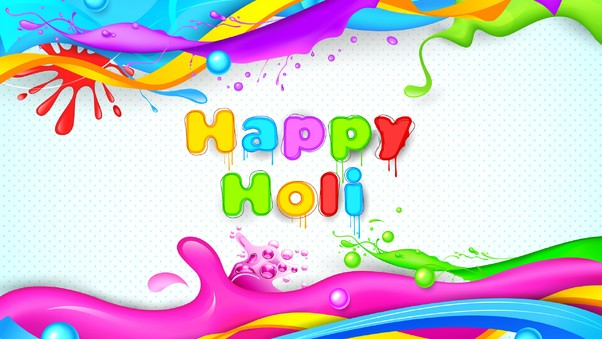 Happy Holi HD