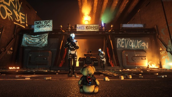 Homefront The Revolution PS