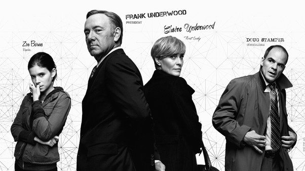 House Of Cards Characters