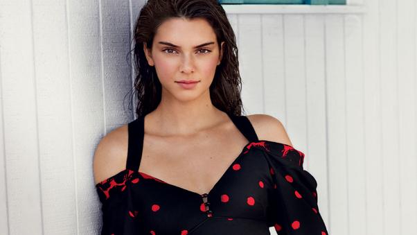 Kylie Jenner 2017 Hd Wallpapers: Kendall Jenner Vogue 2017 Photoshoot, HD Celebrities, 4k