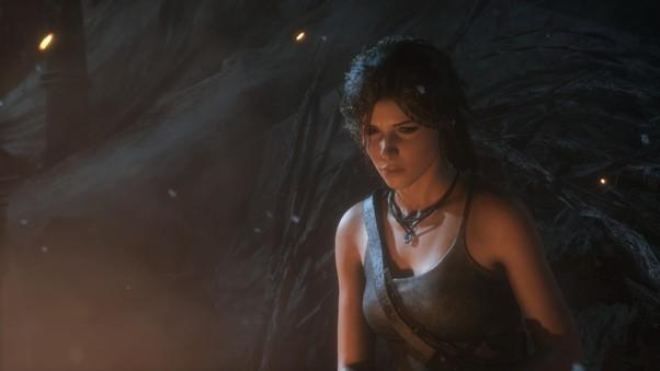 Lara Croft Rise Of The Tomb Raider 2017 4k, HD Games, 4k ...