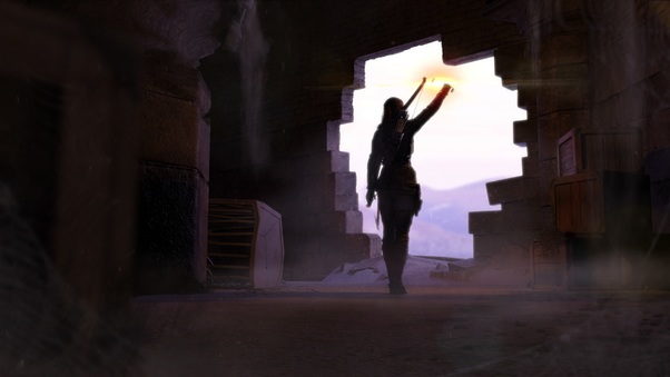 Lara Croft Tomb Raider 2017, HD Games, 4k Wallpapers ...