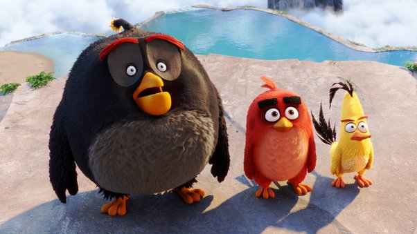 Latest Angry Birds 2016 Movie