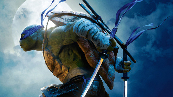 Leonardo Teenage Mutant Ninja Turtles Out of the Shadows 2