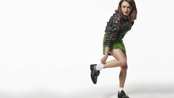 Maisie Williams 2017 HD