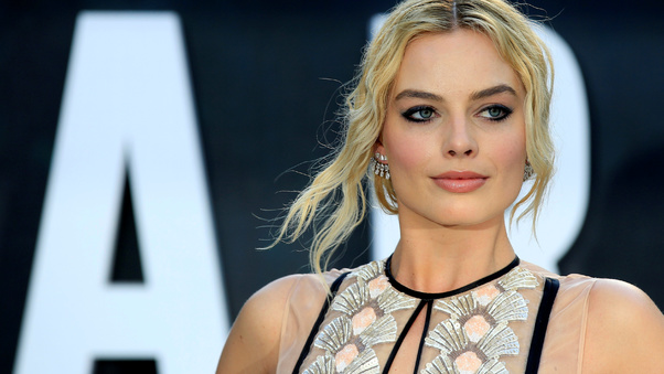margot robbie cute hd celebrities 4k wallpapers images