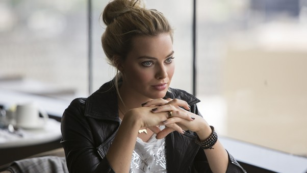 Margot Robbie Suicide Squad Girl