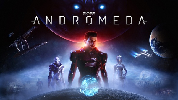 Mass Effect Andromeda Games