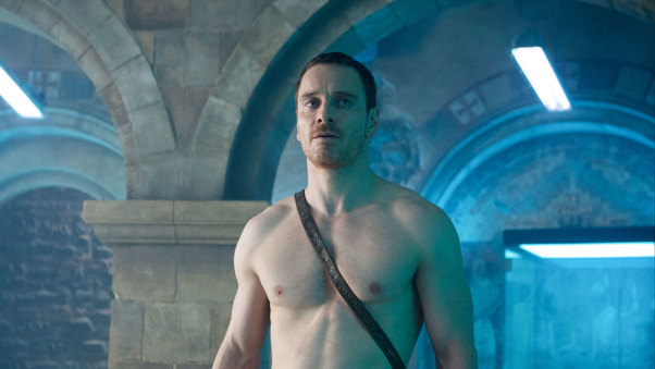 Michael Fassbender Assassins Creed Movie
