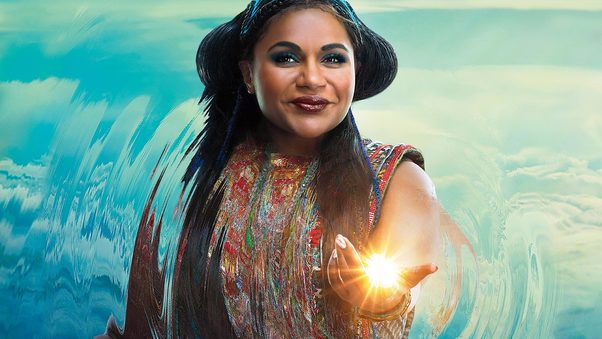 A Wrinkle In Time 2018 Movie Hd Movies 4k Wallpapers: Mindy Kaling As Mrs Who In A Wrinkle In Time 2018, HD