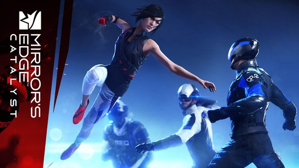 Mirrors Edge Catalyst Faith HD