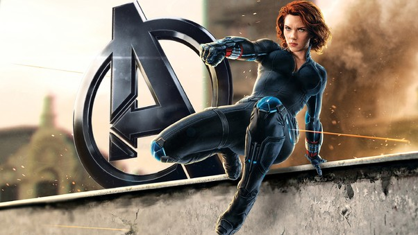Natasha Romanoff Black Widow