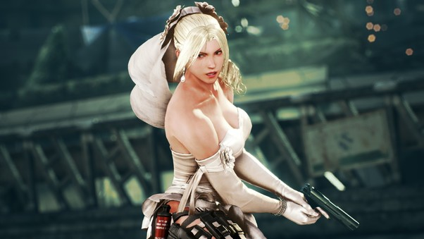 Nina Williams In Tekken 7