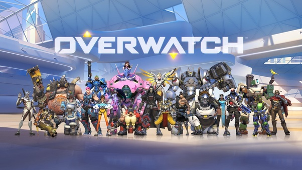 Overwatch Game All Heroes