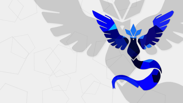 Pokemon Go Team Mystic 4k