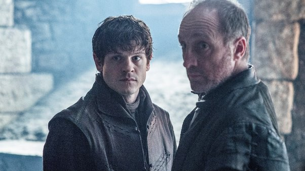 Roose Bolton and Ramsey Bolton